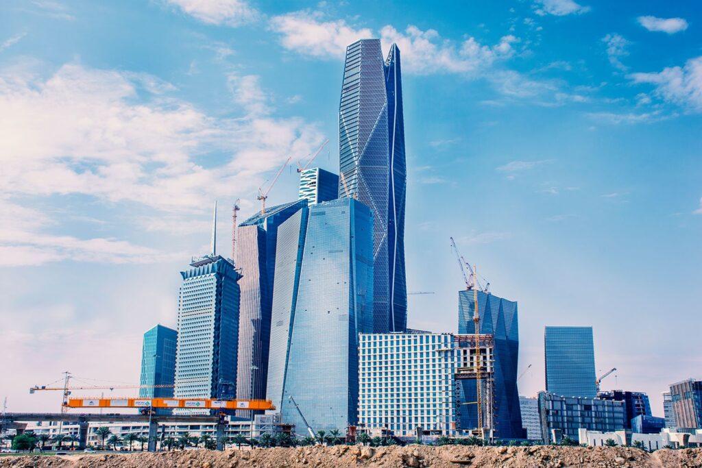 Riyadh-towers-in-construction